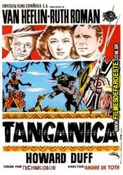 Tanganica - O Inferno da Selva