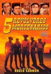 5 Revólveres Mercenários