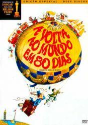 A Volta ao Mundo em 80 Dias - DVD Duplo