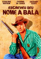 Escreveu seu nome a Bala