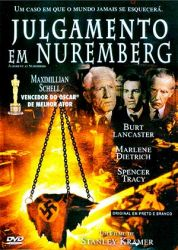 Julgamento em Nuremberg - DVD Duplo
