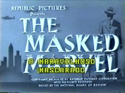 O Maravilhoso Mascarado - 2 discos