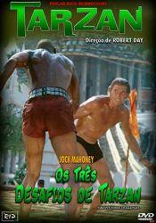 Os Três Desafios de Tarzan